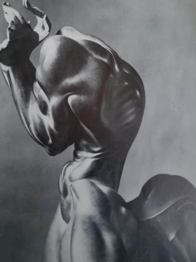Echo - Sculpture by Stanislav Szukalski -