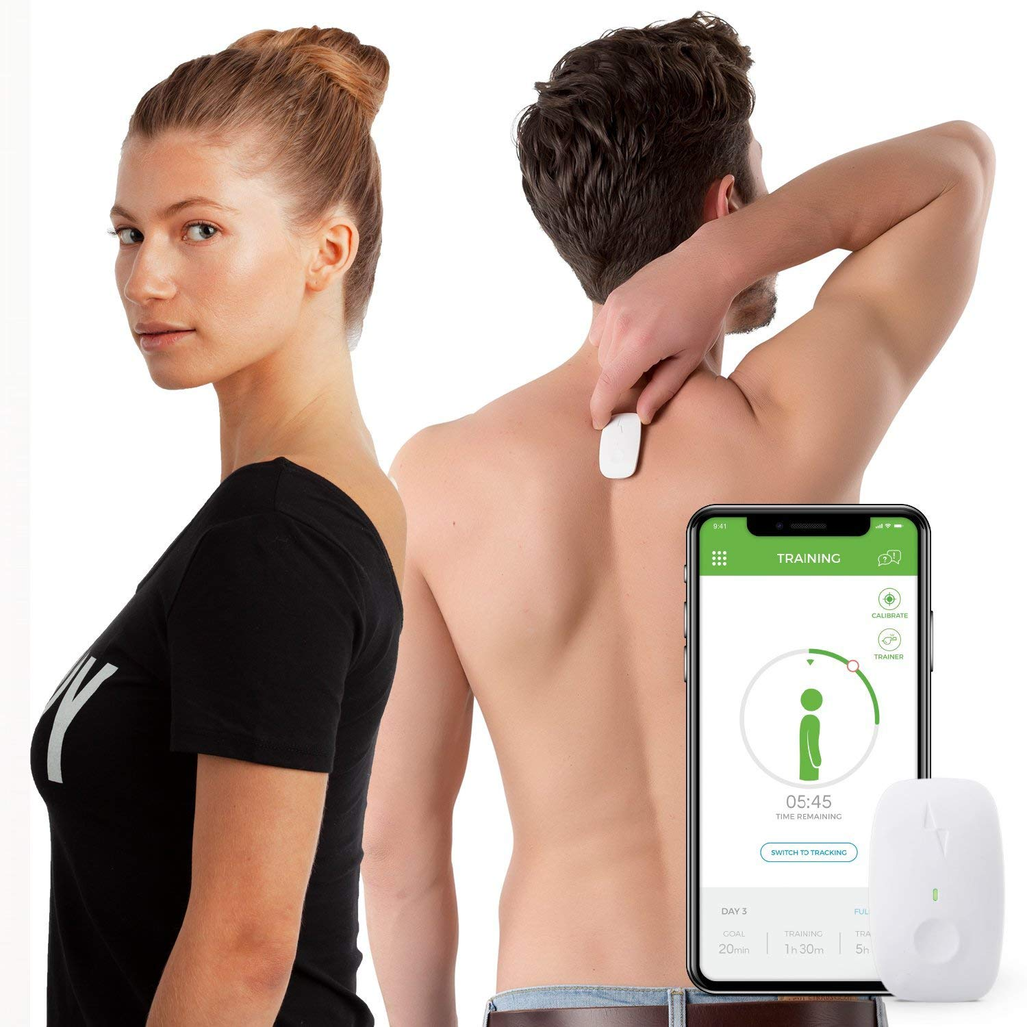 Upright Go posture trainer - #wearabledevice #healthmonitor #posture #affiliate #amazon
