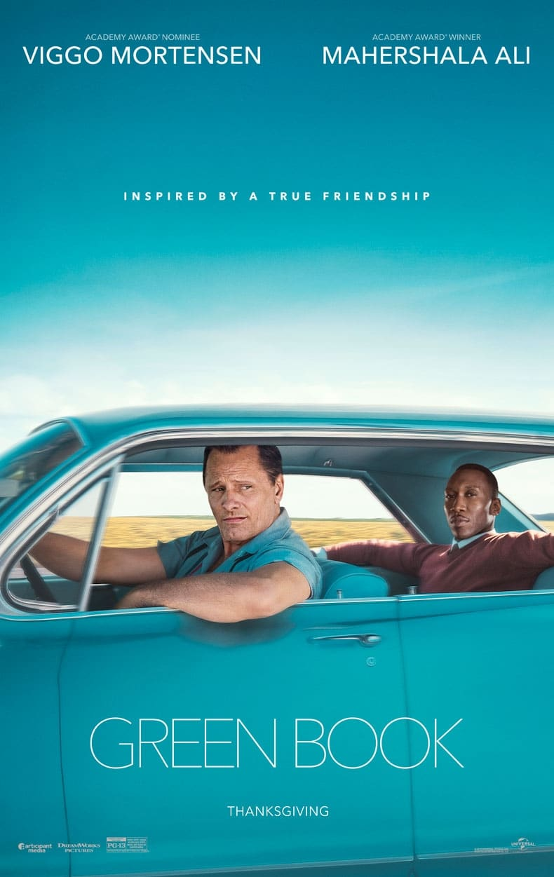Best Picture winner at the 2019 Academy Awards was Green Book