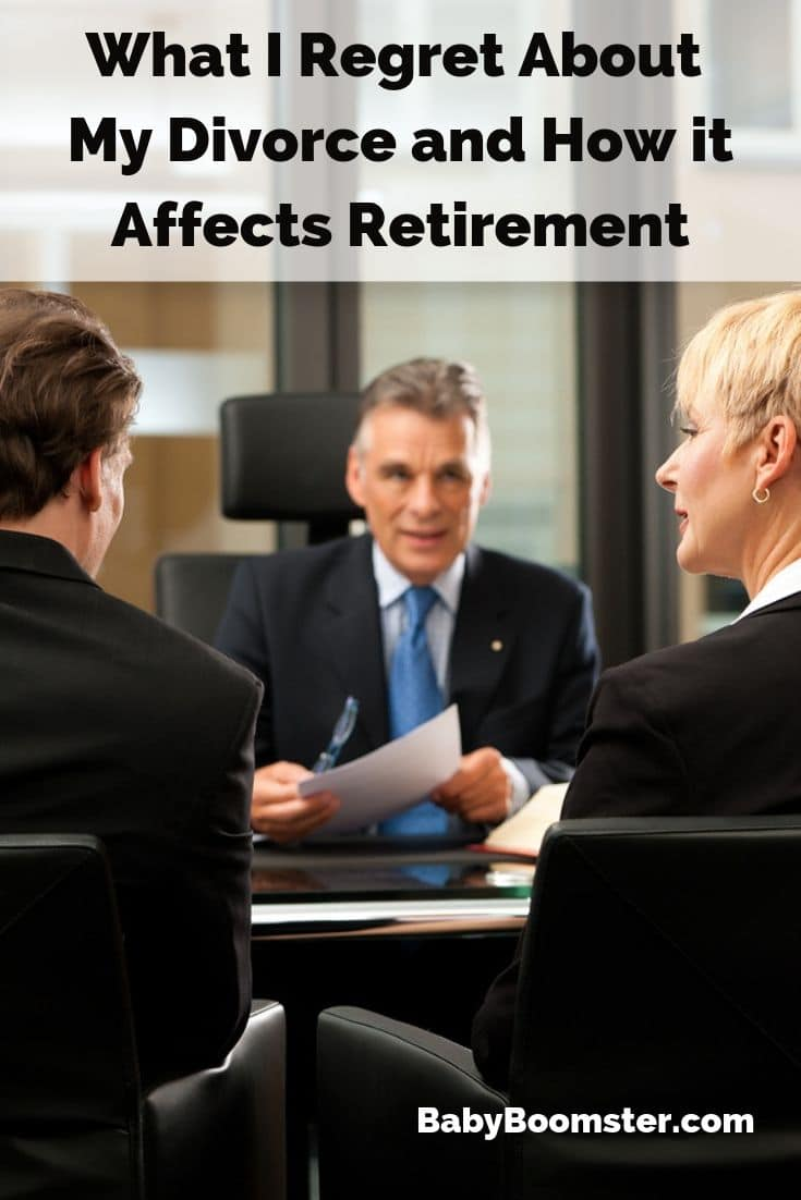 If you are starting a new relationship, no matter what your age you have to plan for the worst including divorce. Here is a woman's perspective on how it can affect your retirement.