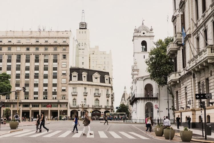 A street in Buenos Aires - photo by Sasha Stories on Upsplash