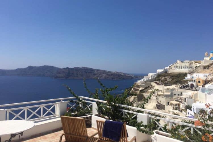 A Greek Island - photo by Kazia Olkowski