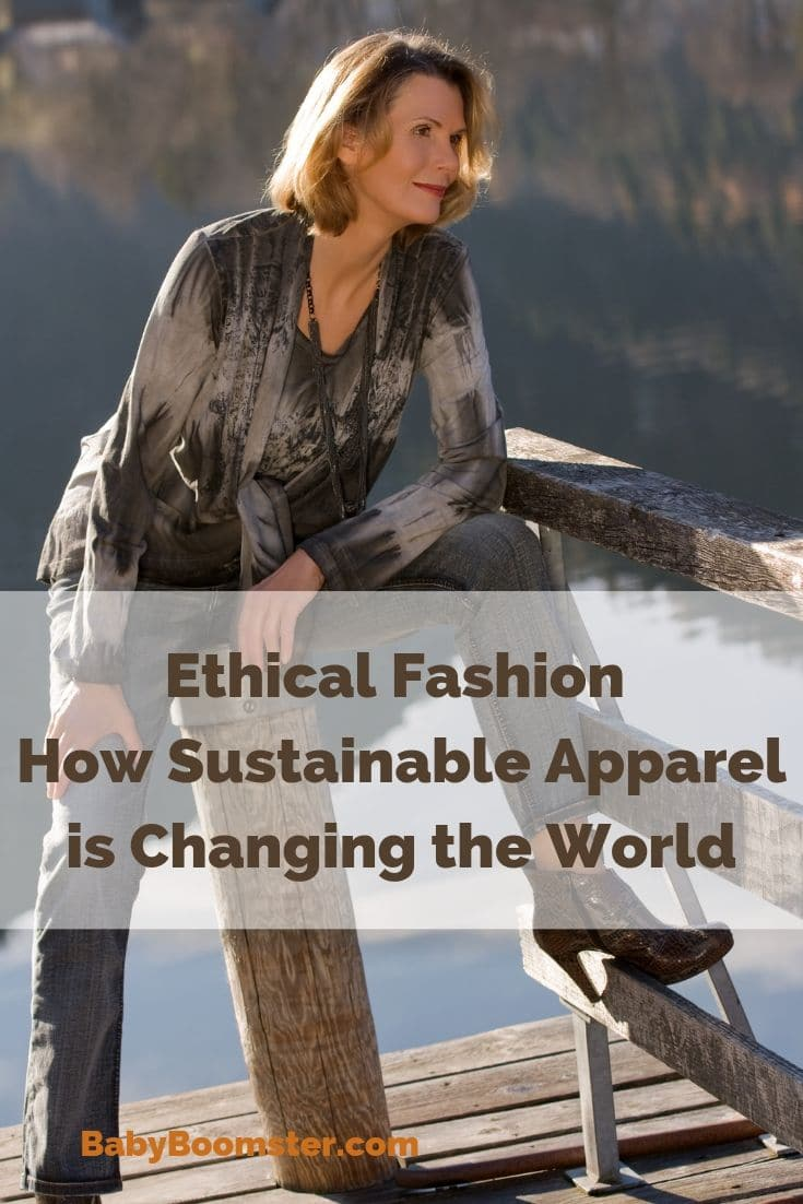 Clothing brands are turning to ethical fashion to prevent pollution, exploitation in the workforce and better working conditions for factory workers. We must all do our part to move toward sustainability for the future.
