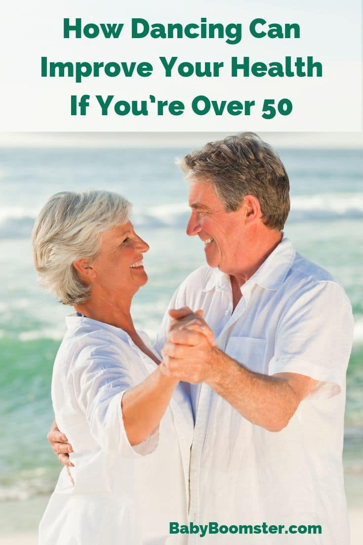 Dancing has amazing health benefits and is especially good for Baby Boomers who are over 50.