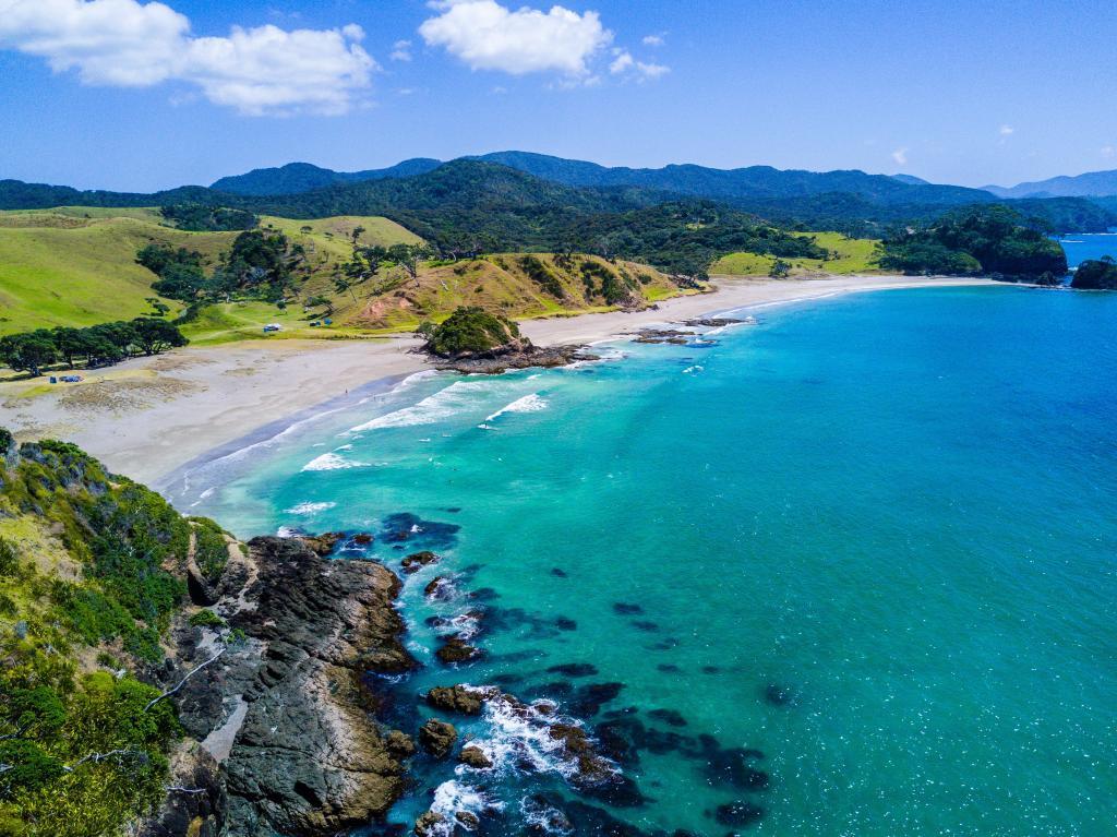 New Zealand in Oceania
