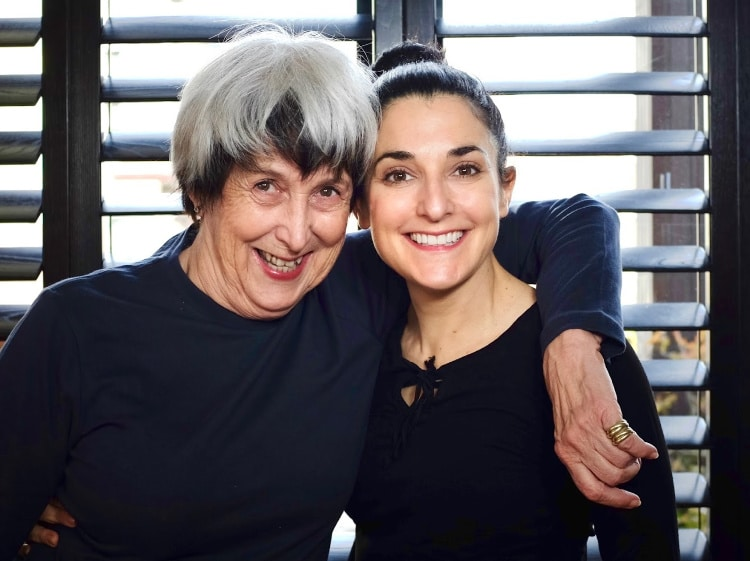 Susan and Elizabeth are founders of ballet based movement online classes