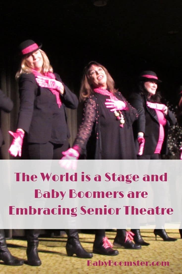 Senior Theatre Resources