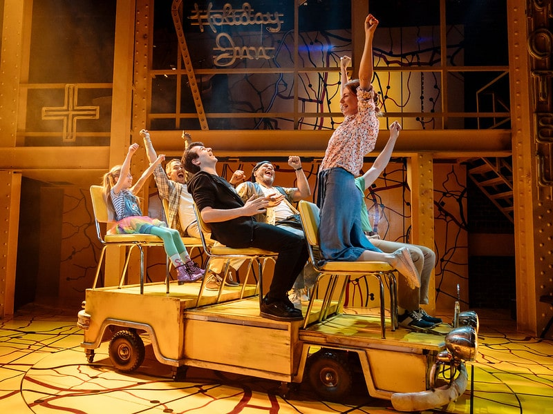 Arcola Theatre London - Little Mary Sunshine