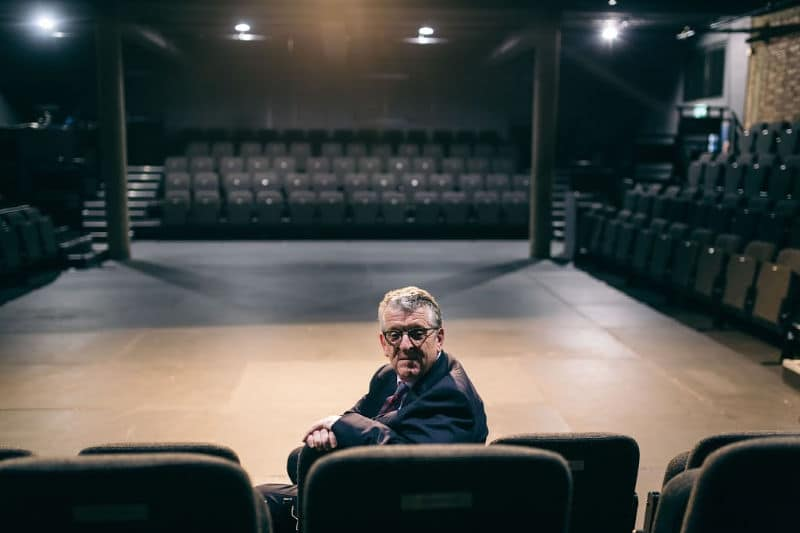 Charles Holloway Theatre with Charles Holloway