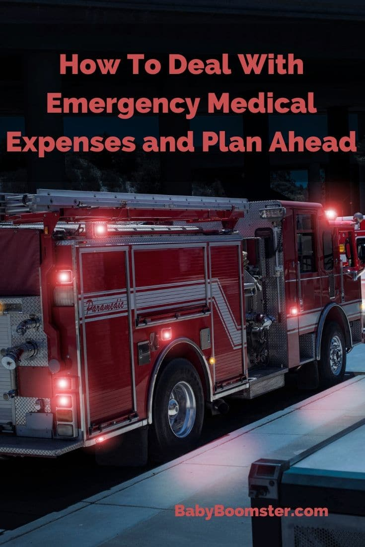 Emergency Medical Expenses - Planning