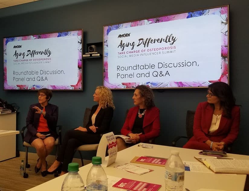 Osteoporosis Panel at Amgen