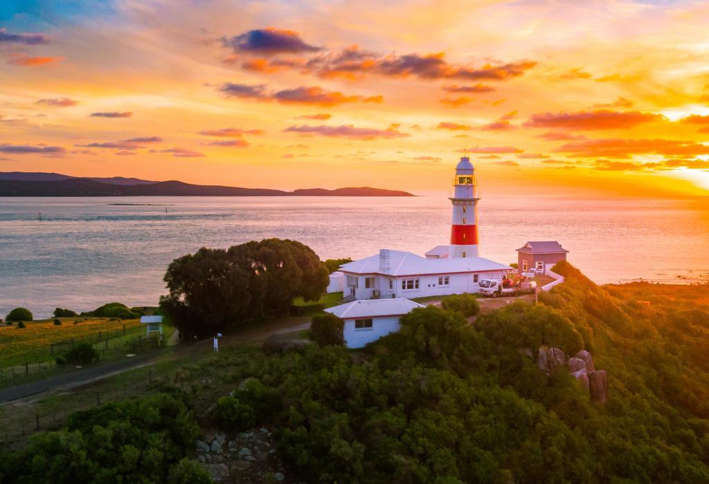 Low Head lighthouse Australia