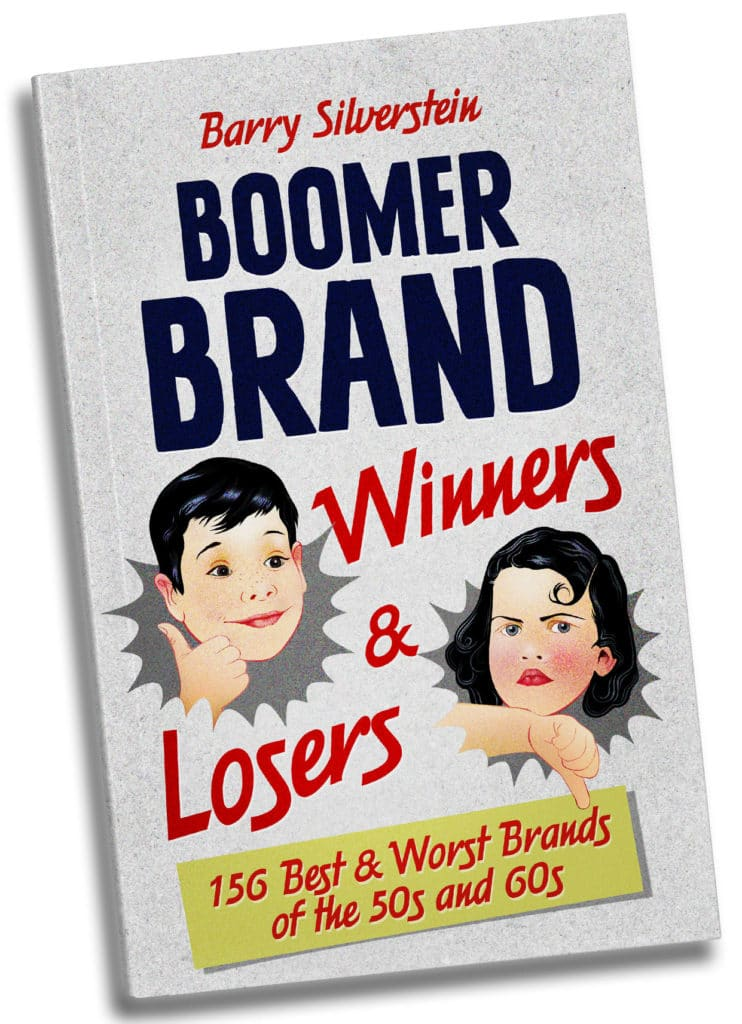 Boomer Brand Winners and Losers -50s and 60s nostalgia