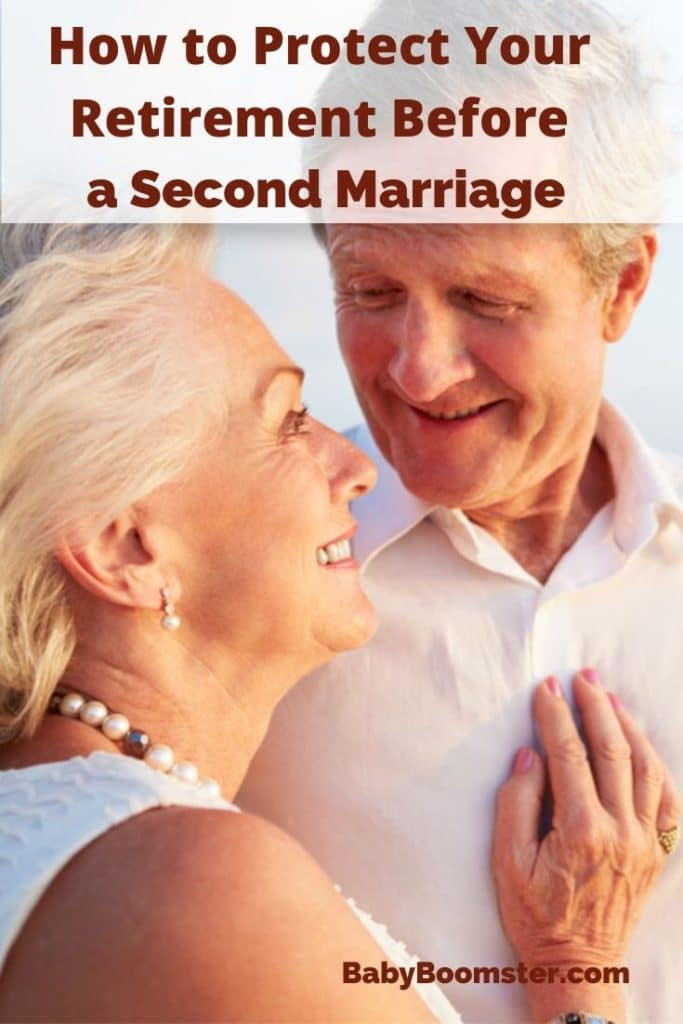 Marriage later in life