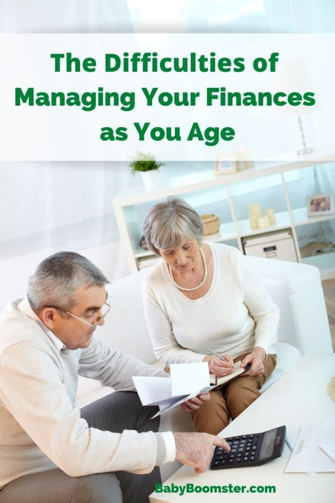 Tips for managing Your Finances as you age
