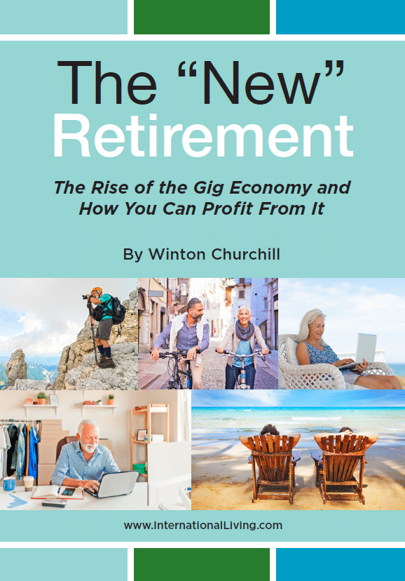 """The """"New"""" Retirement Book"""