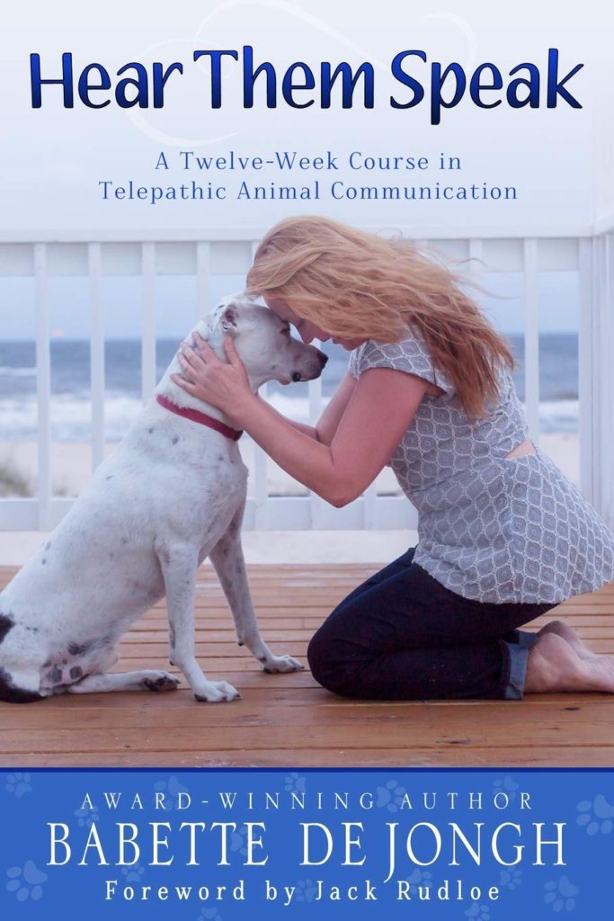 Hear Them Speak Book - Animal telepathy