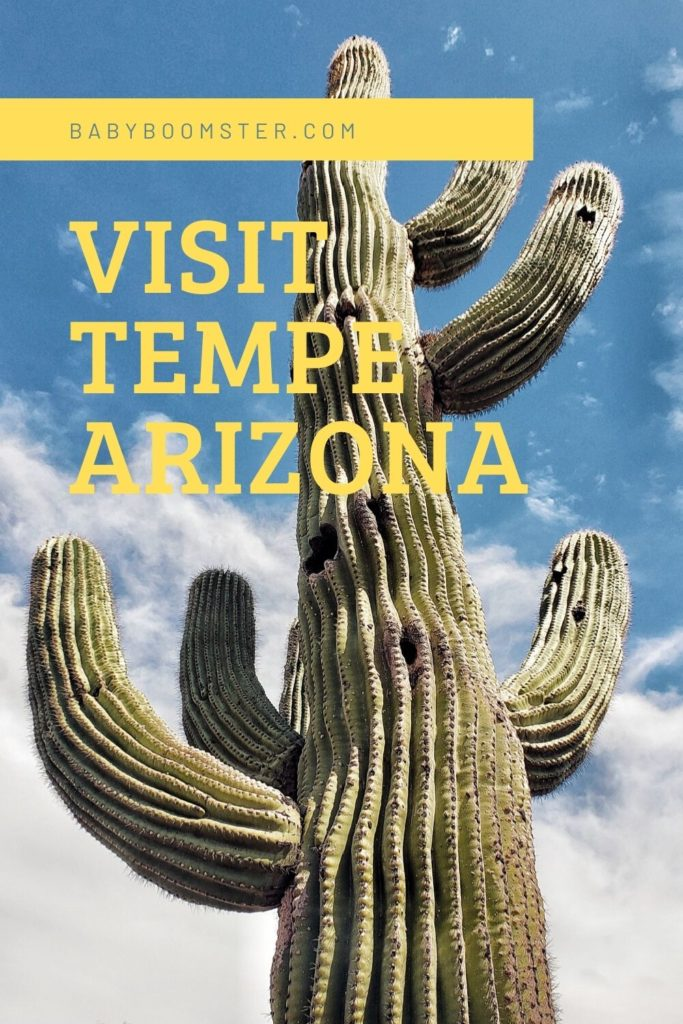 If you love the beauty of the desert you will adore Tempe, Arizona for fun, relaxation, food, sun, the outdoors, and art. There's something for everyone.