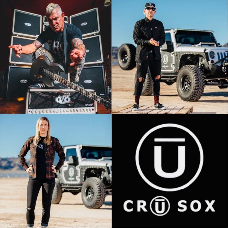 Partners at Cru Sox