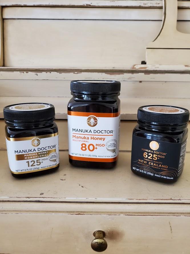 Manuka Honey by Manuka Doctor
