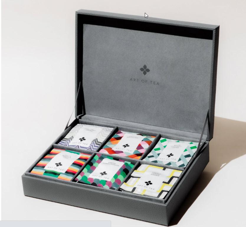 Tea Bag Sachet from Art of Tea