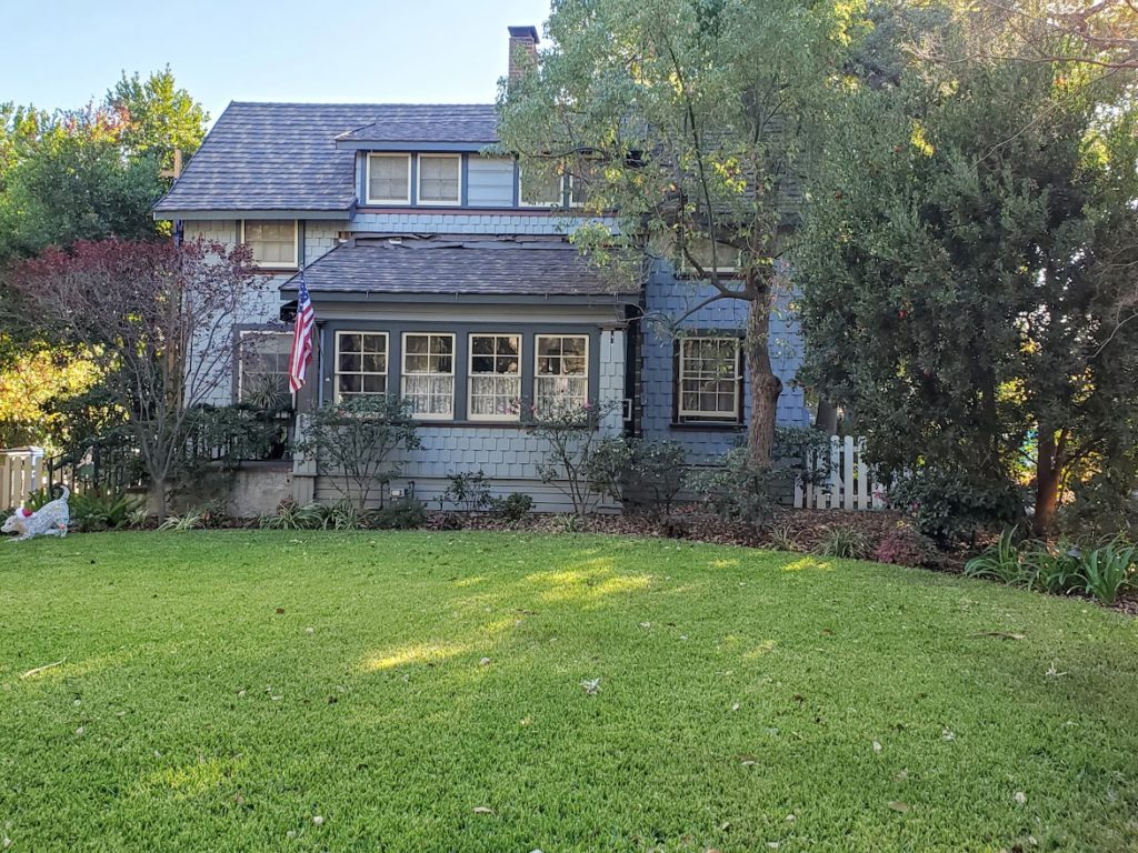 Altadena - Johnston House
