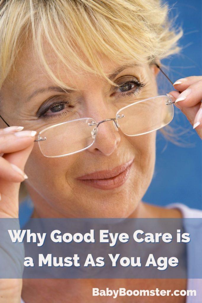 Good Eye Care as you age
