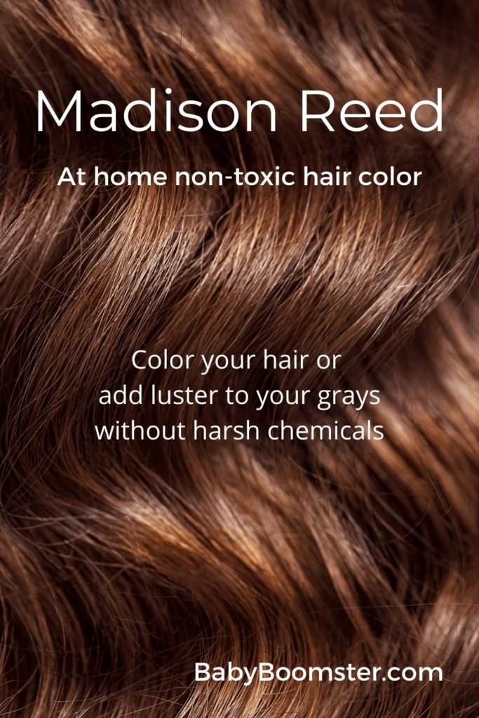 Non toxic hair color - Madison Reed