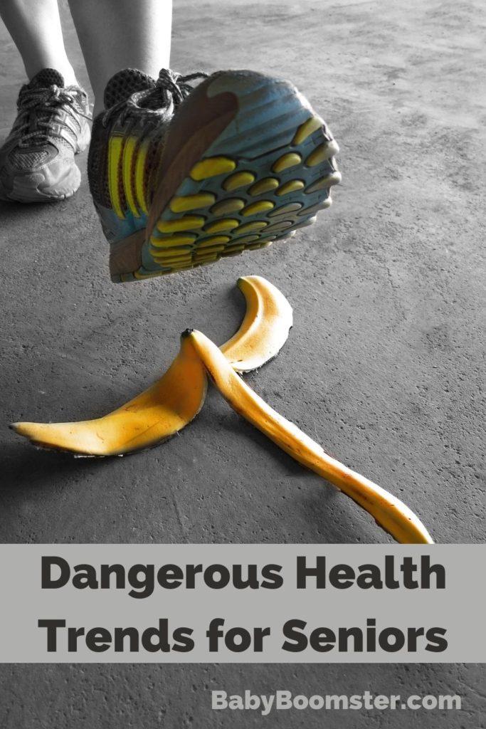 Health fads to avoid for seniors