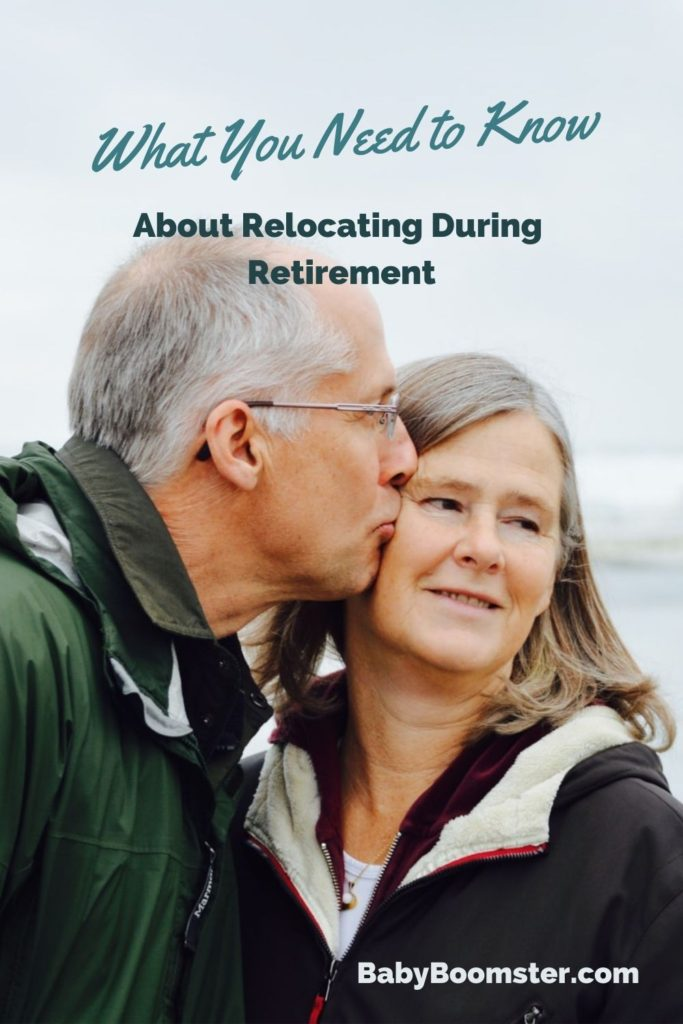 Relocating during retirement