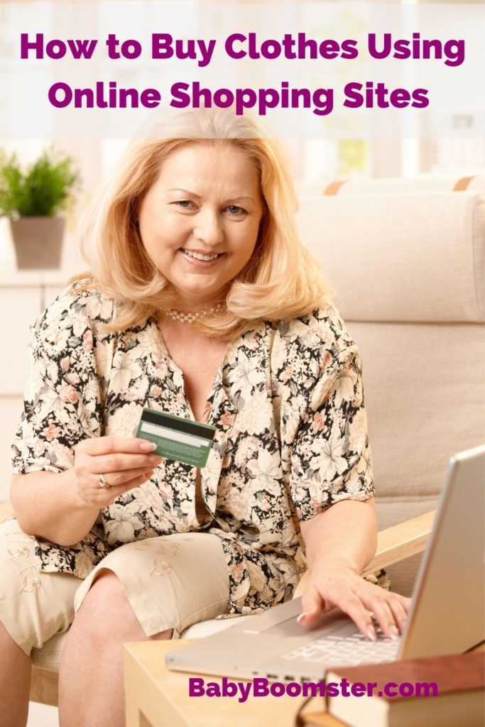How to Buy Clothes using online Shopping sites