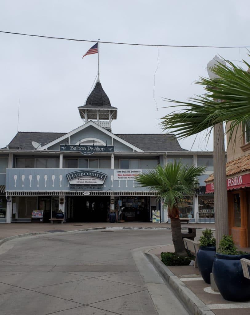 Balboa Pavilion Newport Beach