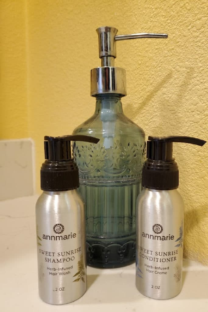 Sweet Sunrise Shampoo and Conditioner by AnnMarie Skin Care - Natural hair care