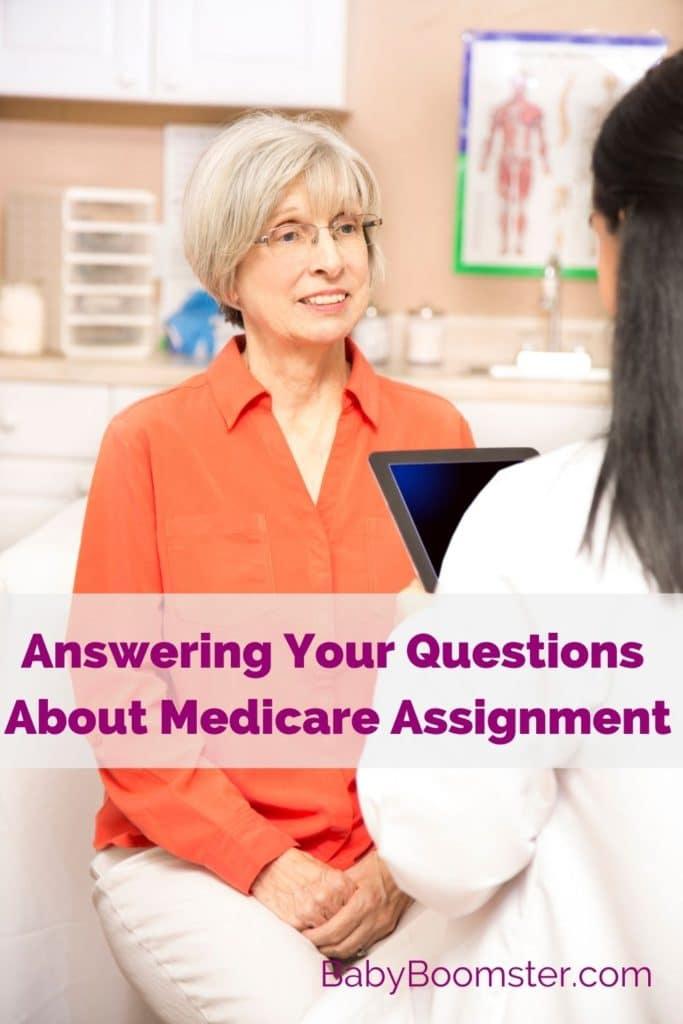 Medicare Assignment
