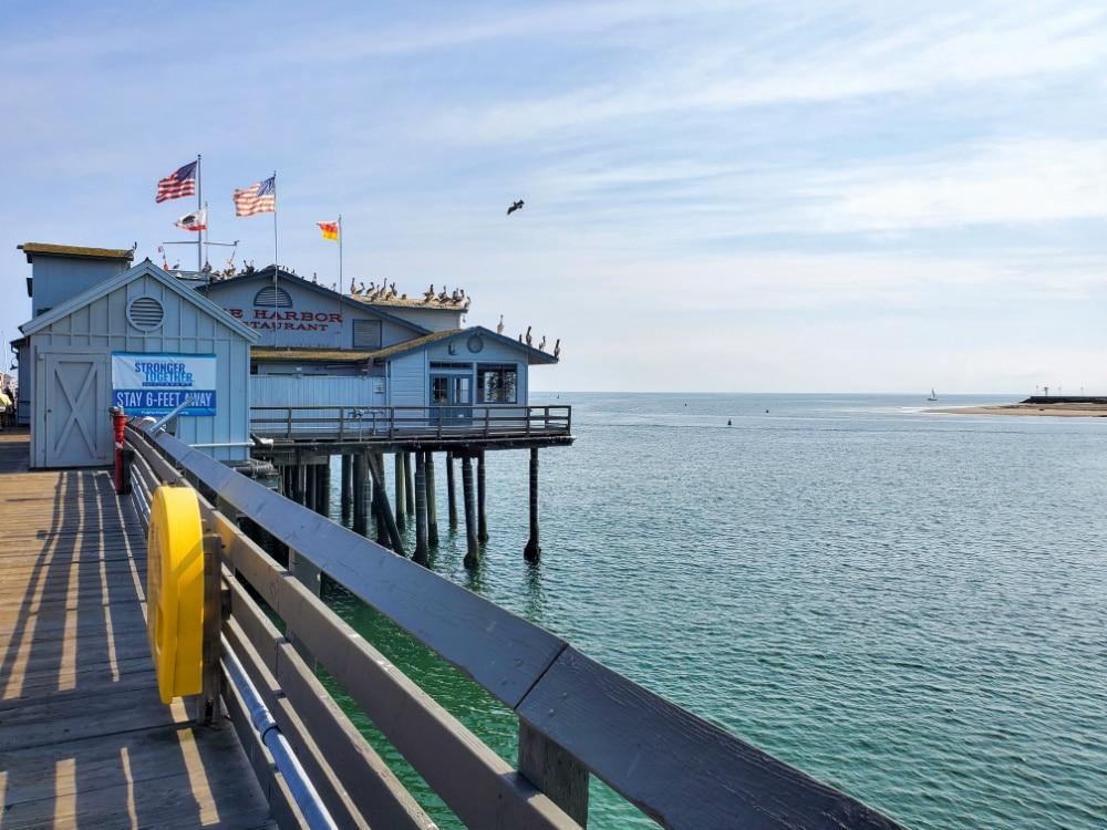 Harbor Restaurant - Stearns Wharf Santa Barbara