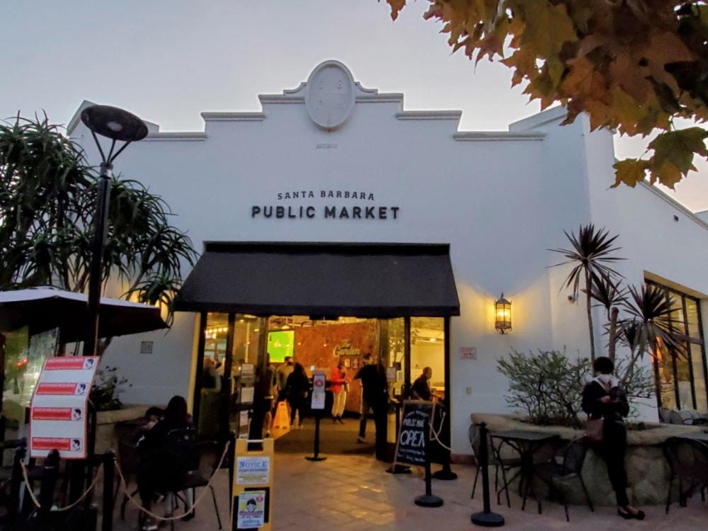 The Public Market  - Downtown Santa Barbara
